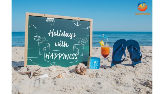 Special Offer for the 3rd Quarter: Holidays with HAPPINESS