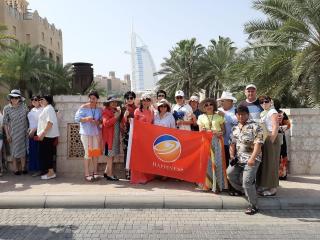 Seven-star hotel Al-Arab