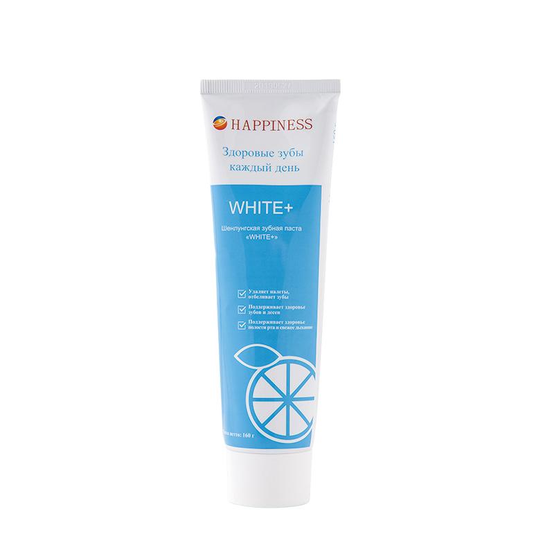 'WHITE +' Shenglong Toothpaste, 10 SV
