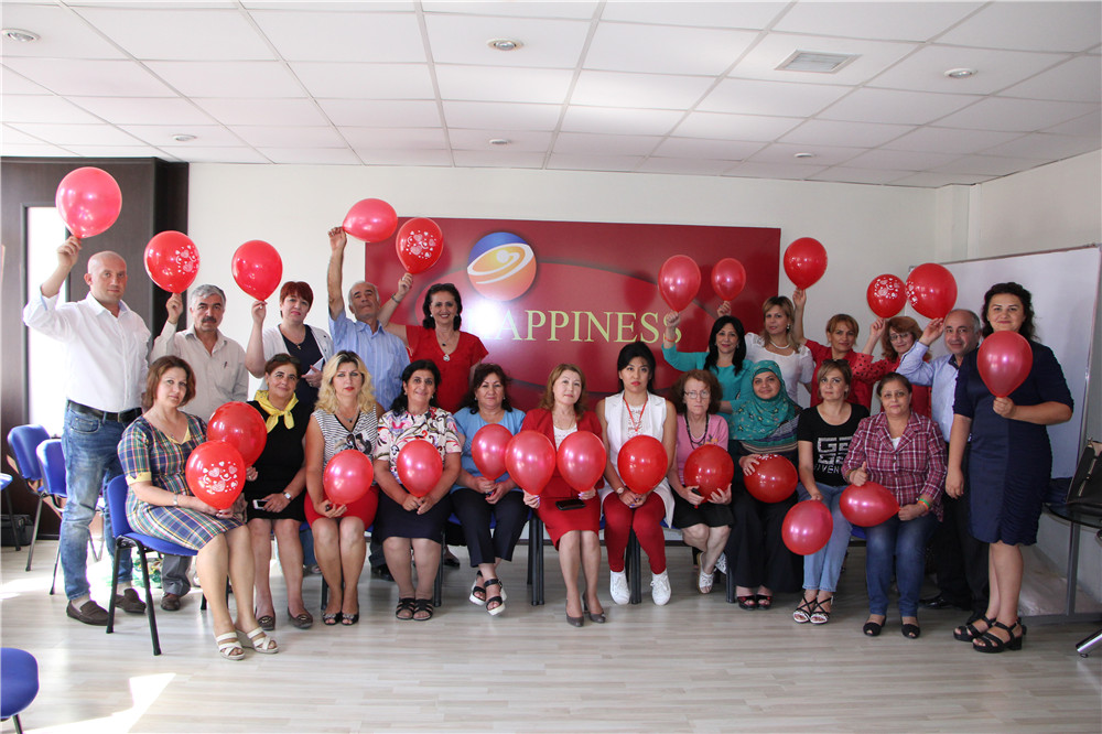 News about the Health Day in the Azerbaijan Branch