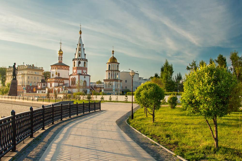 Открытие официального регионального представительства в Иркутске