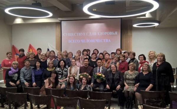 Training of Mr. Cui Jinlai