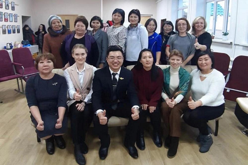 Training of Mr. Zhang Jian and Mr. Liang Naiguo in Gorno-Altaisk, Ongudai and Novokuznetsk